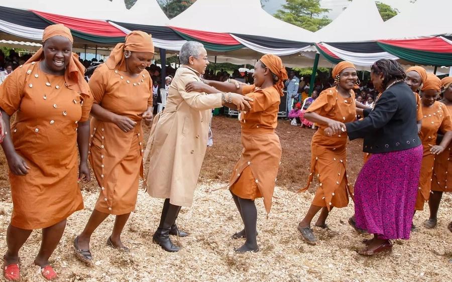 16 super-amazing photos of First Lady Margaret Kenyatta as she turns a year older