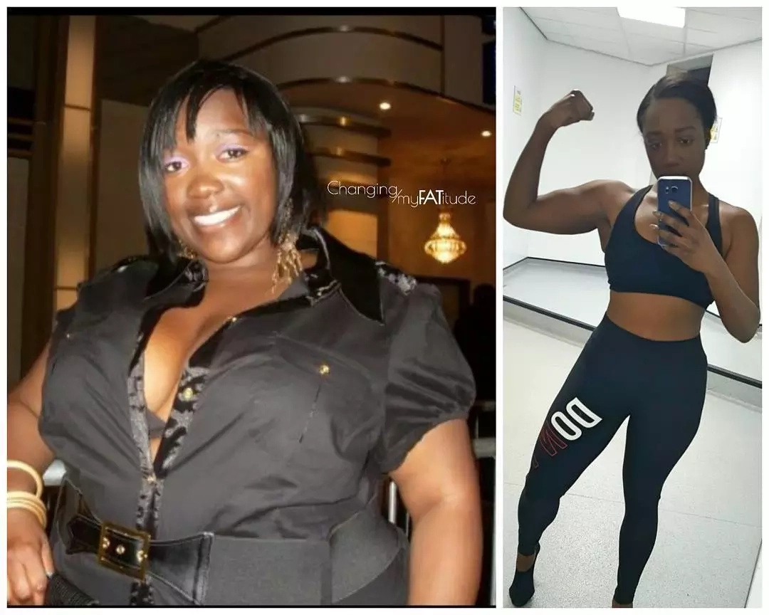 This lady's seven INSPIRATIONAL weight loss tips will help you reclaim your self esteem