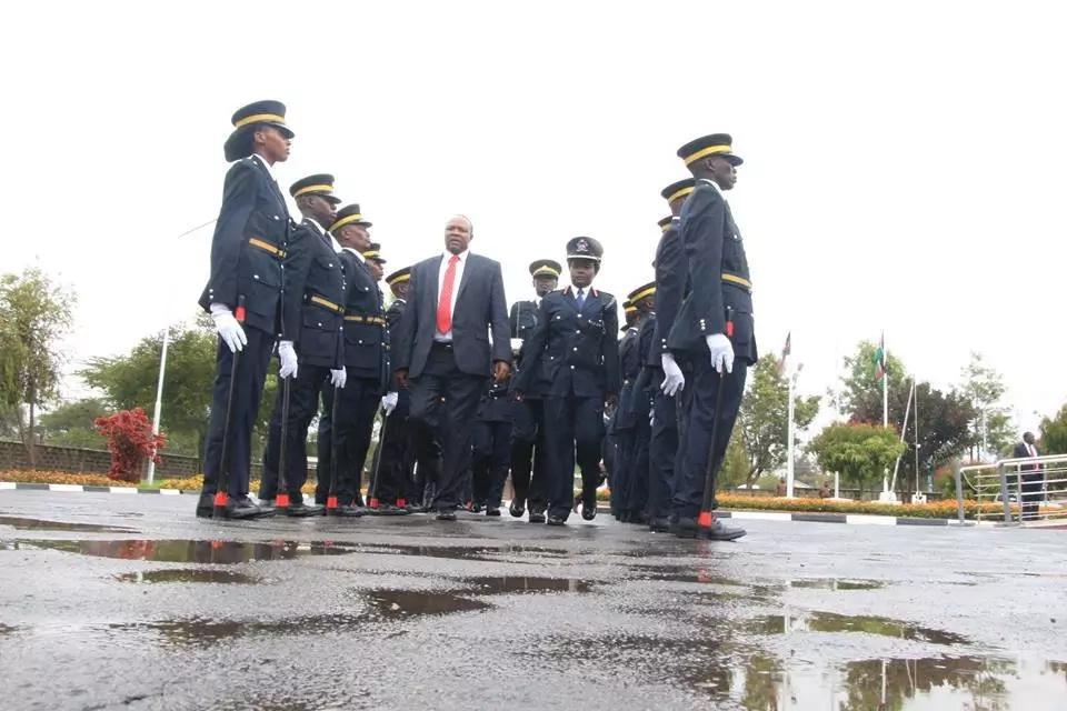 Outrage as Mahckos Govenor Alfred Mutua mimicks the president