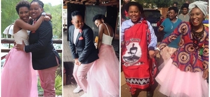 Woman meets her wife on Facebook, now they're inseparable
