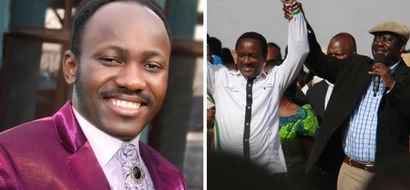 Man of God tells who will be the next Kenyan president