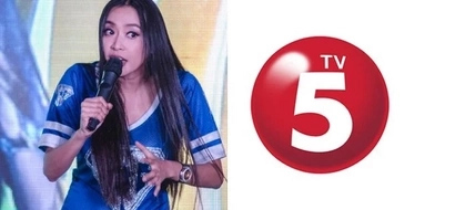 Furious Mocha Uson fires back at TV5 for magnifying negative news about her