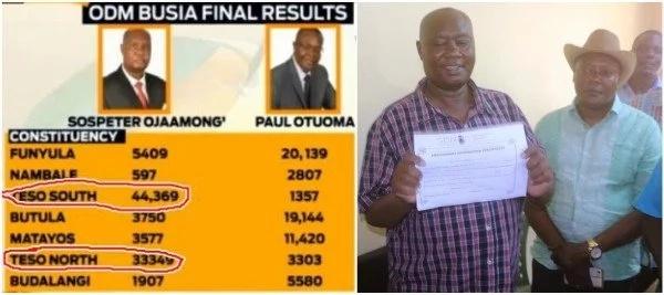 Ujumbe wa Gavana wa Busia kwa Paul Otuoma unaoshtua