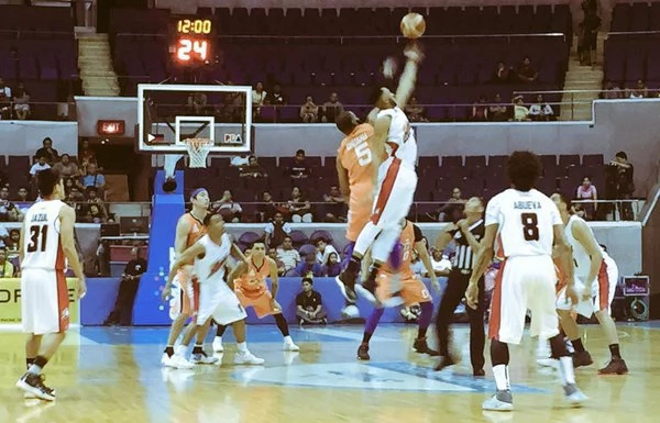 Meralco Bolts secures Twice-to-Beat Edge with win against the Alaska Aces