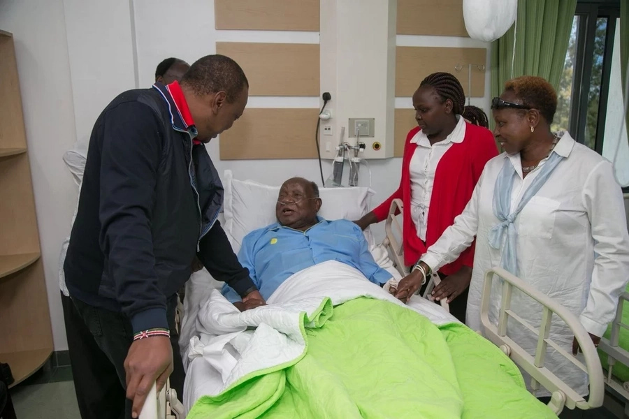 Kenneth Matiba to be accorded state burial - government announces