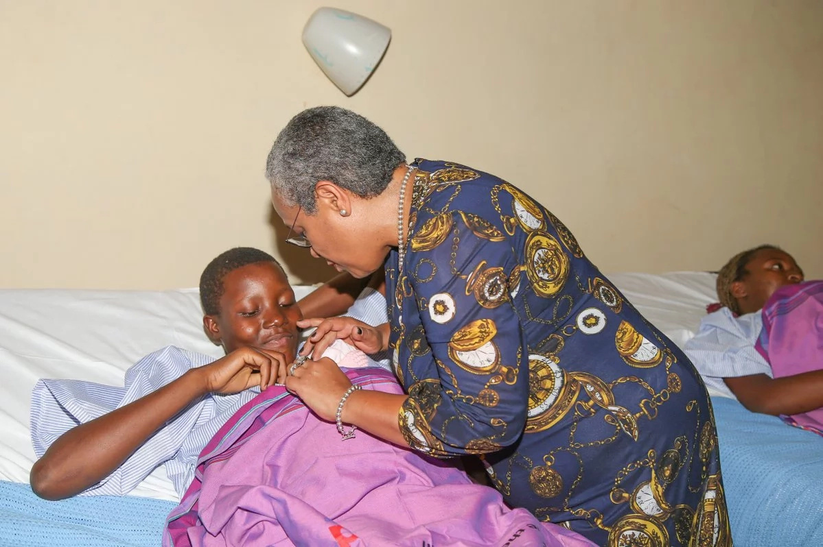 Margaret Kenyatta's favourite girl dies before meeting Uhuru