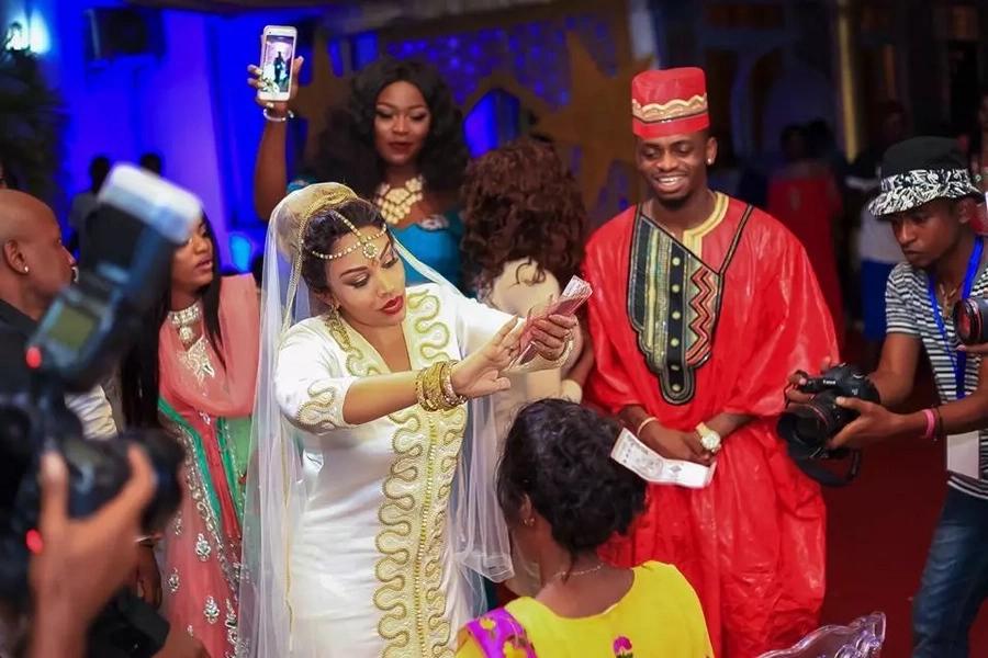 Zari Hassan and Diamond latest news