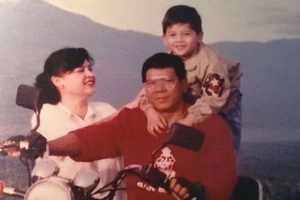 LOOK: Cute throwback photo of Baste, President Duterte will melt your heart