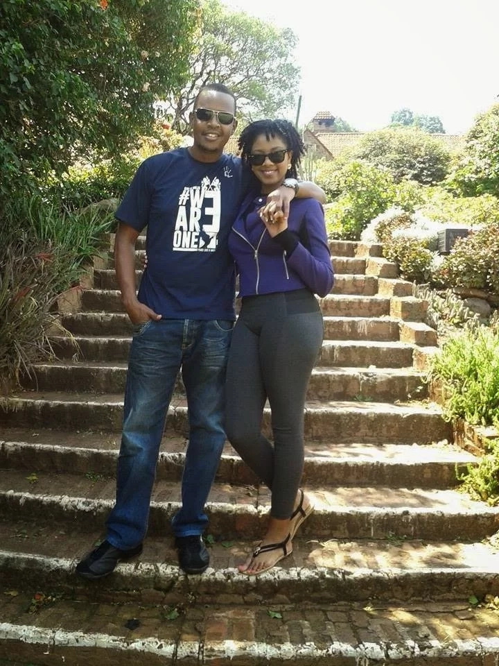 DNG dumps officially dumps wife on TV