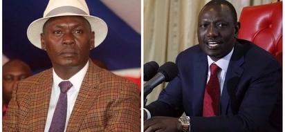 Sisi si rukwama za kisiasa za kusukumwa kiholela na yeyote - Kabogo amkaripia vikali William Ruto kuhusu 2022
