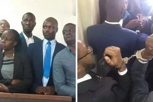 ODM MPs visit one of the jailed doctors then tell Uhuru Kenyatta this