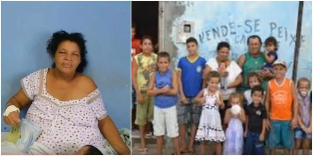 Increíble, esta mujer con 51 años dio a luz a su hijo número 21 - no vas a creer su secreto