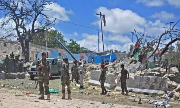 Al-Shabaab kill five soldiers in Somalia