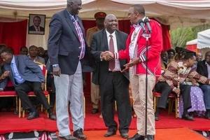 Mwana wa seneta wa Jubilee asemekana kumpiga risasi mpinzani
