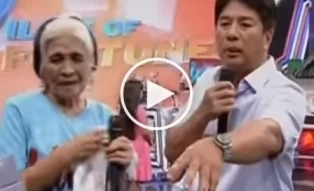 Willie Revillame reunites with his old neighbor, his reaction will melt your heart!