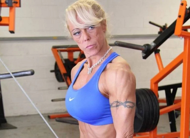 Inspirational bodybuilder makes phenomenal recovery after debilitating disease