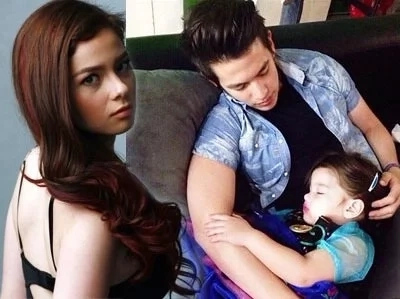 Andi Eigenmann deletes tweets after argument with baby daddy Jake Ejercito