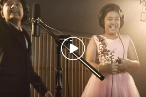 Kaya naman pala nag-viral! The Voice kids stars Elha Nympha and Noel Comia sings cover of epic song 'Beauty and the Beast'