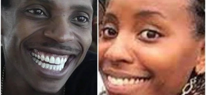 Eric Omondi anafanana na mkaza mwana wa rais Kenyatta, Fiona Achola, Tazama picha