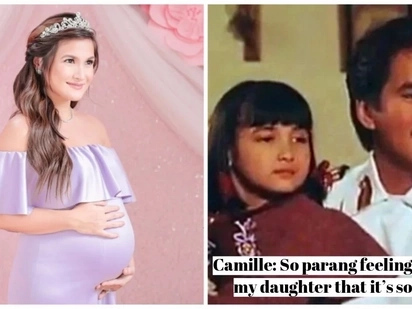 Hindi siya ang munting prinsesa! Camille Prats reveals she won't name her baby girl after her iconic childhood character