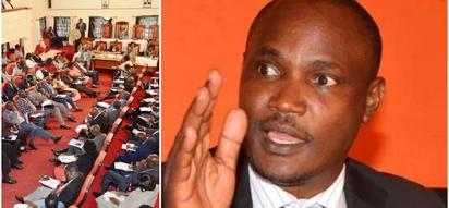 MCAs wa ODM wamtaka John Mbadi kuomba msamaha kwa kuwaita 'mafala'
