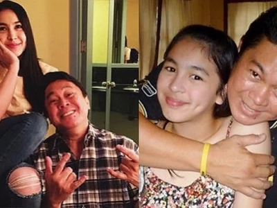Well and good! Julia Barretto makes up with dad Dennis Padilla