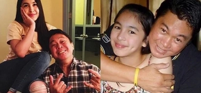 Much better than before! Julia Barretto now on good terms with dad Dennis Padilla