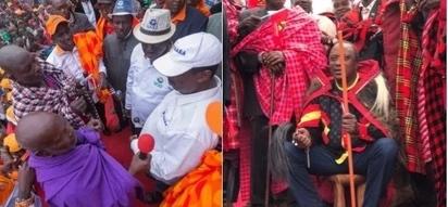 Uhuru apigwa jeki na Wamaasai Suswa, Kaunti ya Narok