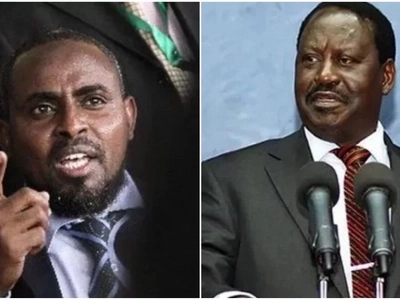 Raila loves teargas, he cannot survive 3 months without it- Dida speaks of Baba