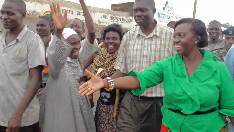 No chills: Kenyans reaction to the dismissal of Martha Karua's case is just epic