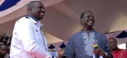 DP Ruto forced to block social media followers after he mocked Raila's speech delivered in America, details
