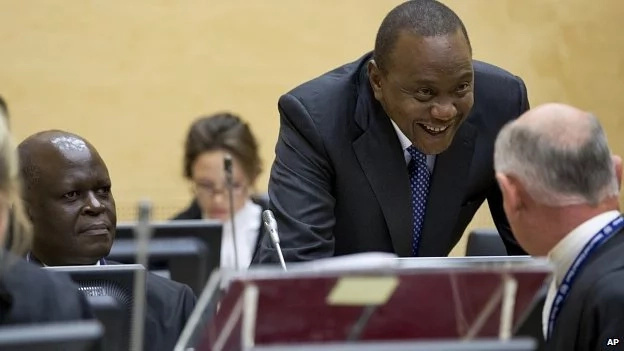 Foreign paper reveals main witnesses in Uhuru's ICC case