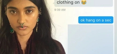 A Guy Asks For Her Nudes. She Replied In The Most Clever Way Possible