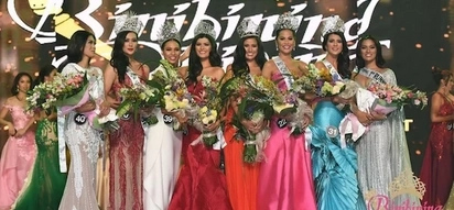 Sobrang ganda! Check out the gorgeous winners of this year Binibining Pilipinas