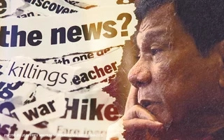 KABAYAN rep to Duterte: media killings – ultimate form of censorship