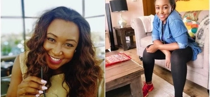 Betty Kyallo parades her flawless legs in an extremely appetizing short dress