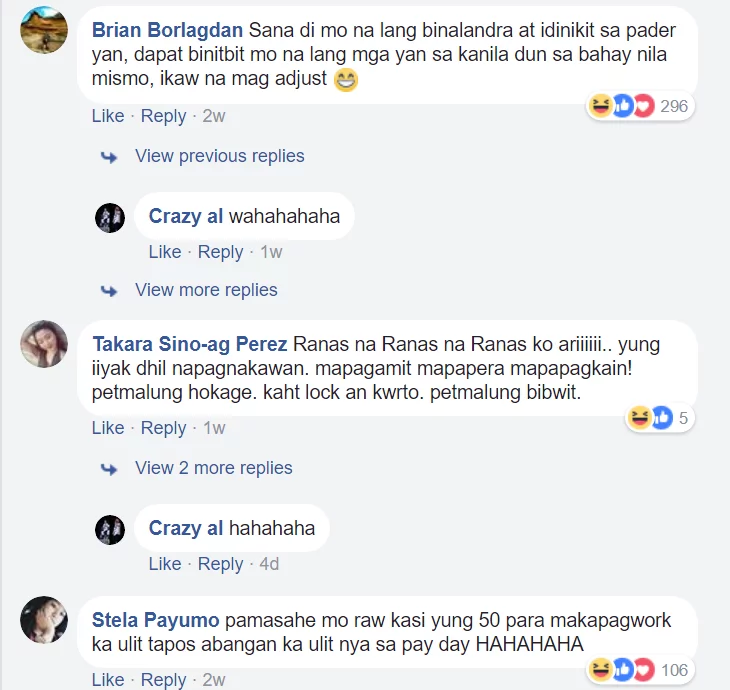 Baka daw mahirapan pa! Netizen who got robbed made hilarious signs and messages to the culprit