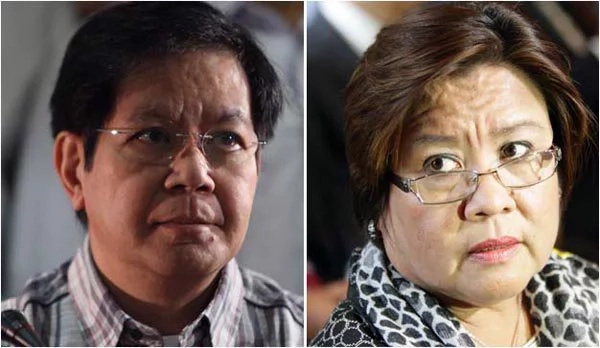 Lacson, De Lima proposes exclusion of officials from gov't bank secrecy law