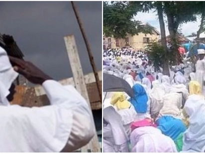 Old man killed by church members after he failed to attend prayer service