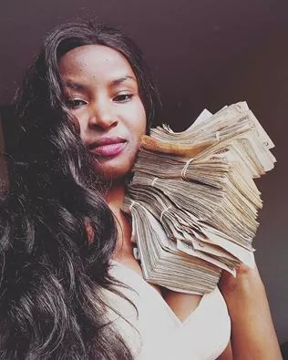 Meet Lisa Martinez, a Kenyan girl with more money than you will make in 5 years