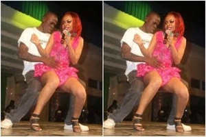 Sinful photos of gospel singer Size 8 before she 'turned to God'