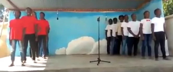 Class 7 students release poem about NASA and Jubilee