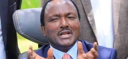 My security has been withdrawn, Kalonzo Musyoka says ahead of swearing-in ceremony