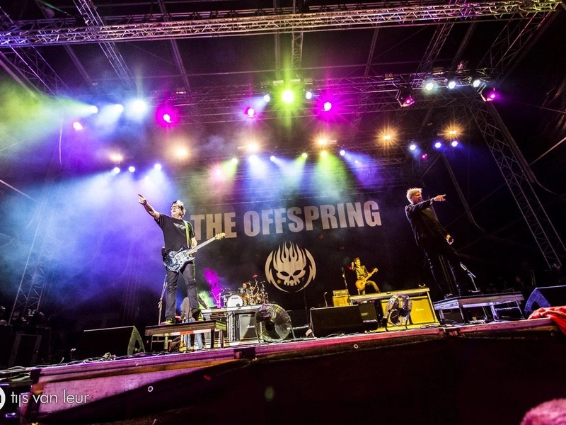 The Offspring regresa a Colombia