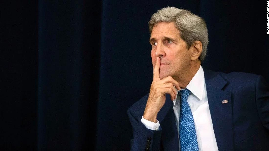 John Kerry amuomba msamaha Raila Odinga,amkosoa Uhuru kwa kumsuta Maraga