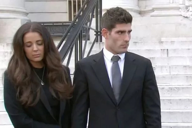 Here's Where British Soccer Player Had Sex With A Teenager (Photos)