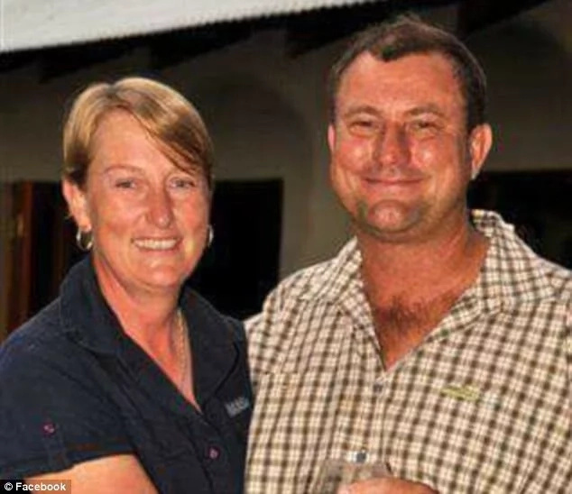 Irony! Hunter, 51, smashed to death by elephant who FELL on him after being shot (photos)