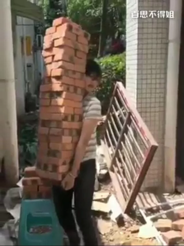 Video of gorgeous girl doing construction job goes viralVideo of gorgeous girl doing construction job goes viral