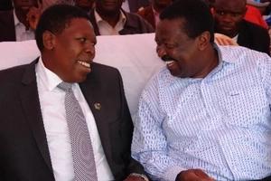 Eugene Wamalwa ajiondoa kwenye kinyang'anyiro cha ugavana wa Nairobi