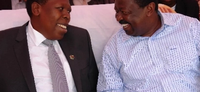Mudavadi discusses chances of Wamalwa winning Nairobi governorship seat